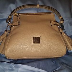 Dooney & Bourke Tassel Shoulder Bag NWT